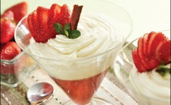 MOUSSE DIET DE CREAM CHEESE